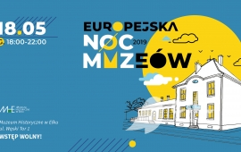 European Museum Night 2019