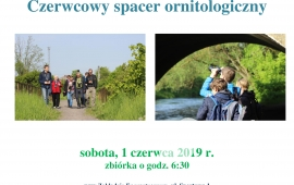 Juni Ornithological Walk