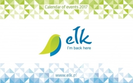 Hot Summer in Ełk 2017! Download the currant calendar of events!