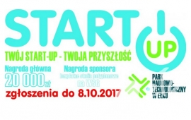 "4th edition of the competition ""your start-up – your future"""