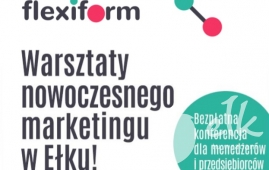 Flexi Form Day - marketing internetowy bez tajemnic