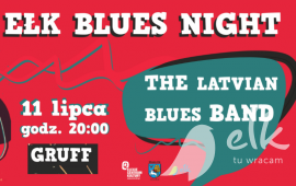 Ełk Blues Night