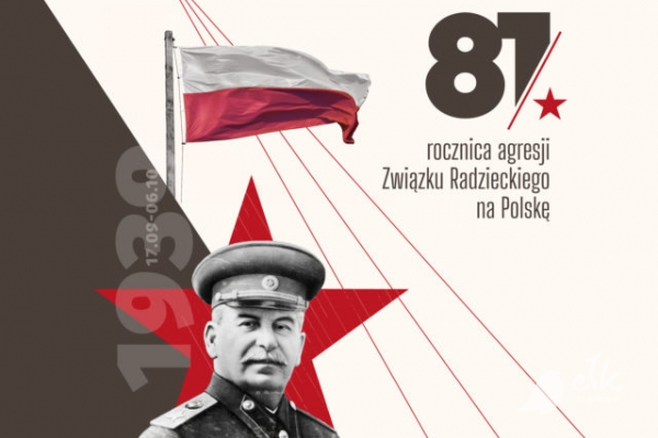81st anniversary of soviet aggression against Poland